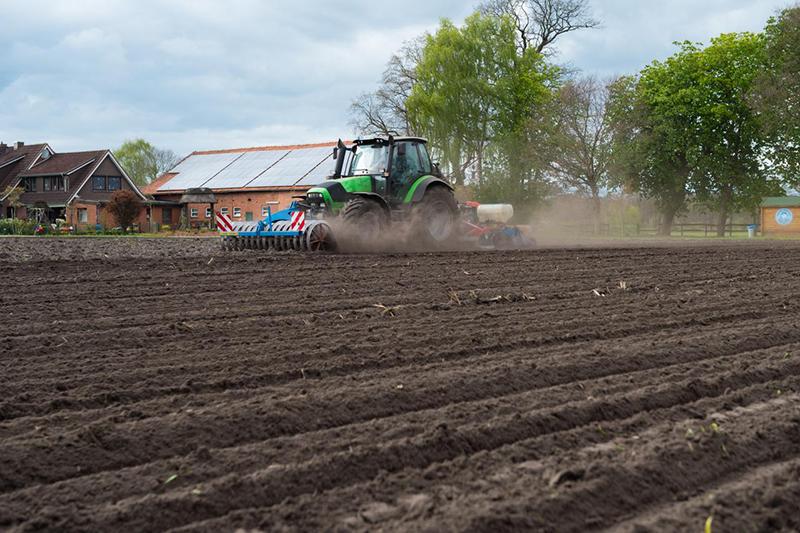 Un bon semis est la condition essentielle pour la culture du maïs